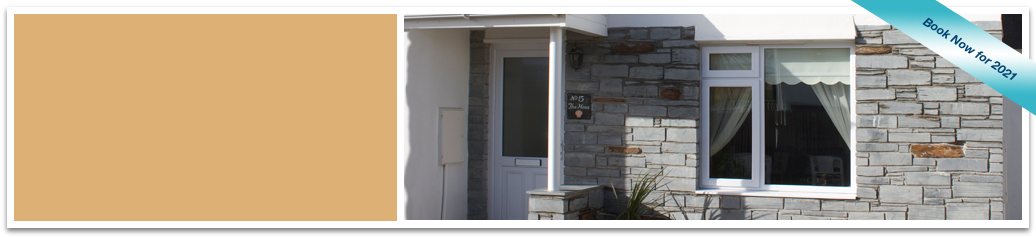 Self catering cottage Harlyn Bay Cornwall